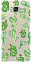 Samsung Galaxy A3 2016 - TPU Soft Case - Back Cover telefoonhoesje - Cactus