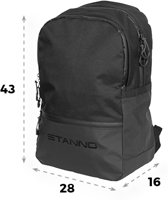 7b80d4f60bc Overboard 20L Classic Backpack Zwart. 59,90. Stanno Functionals Raven  Backpack Rugzak Unisex - Black