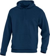 Jako Team Sweater met Kap - Sweaters  - blauw donker - L
