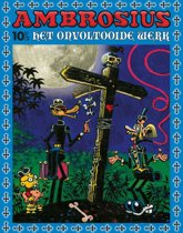 Ambrosius 10,5. het complete onvoltooide werk