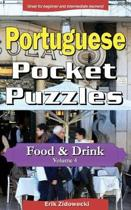 Portuguese Pocket Puzzles - Food & Drink - Volume 4