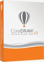 CorelDRAW Home & Student Suite X8 - 3 Apparaten - Engels - Windows