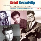 Just About As Good As It Gets! - Great Rockabilly Vol. 2