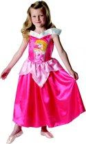 Prinsessenjurk Classic Doornroosje - Kostuum - Maat S
