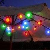 HI Lichtsnoer 20 LED's meerkleurig