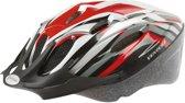 Ventura Helm Kind Rood / Zwart / Wit / Zilver Maat Xs / S