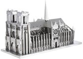 Metal earth Iconx Notre Dame de Paris - Bouwpakket