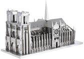 Notre Dame de Paris 3D puzzel