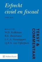 Tekst & Commentaar - Erfrecht civiel en fiscaal