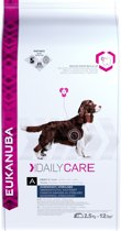 Eukanuba Daily Care - Medium Breed - Overweight/Sterilised - Hondenvoer - 2.5 kg