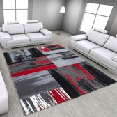 Modern vloerkleed Lima Rood 1350 80x150 cm