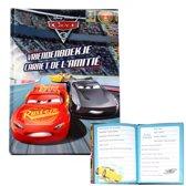 Disney Cars 3 Vriendenboekje 18,5 X 14 X 1,5 Cm