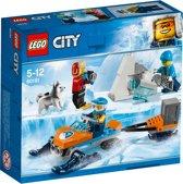 LEGO City Arctic Poolonderzoekersteam - 60191