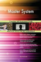 Master System Complete Self-Assessment Guide