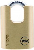 Yale Hangslot Beschermde Beugel Y110C/40