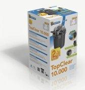 Superfish Topclear filter 10000 inlcusief Uvc-lamp 9w