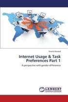 Internet Usage & Task Preferences Part 1