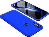Mobigear 360 Hardcase Blauw Huawei Nova 3