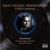 Mendelssohn / Mozart / Bach