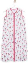 Jollein Flamingo Slaapzak zomer 90cm jersey