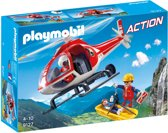 Playmobil Action: Reddingswerkers Met Helikopter (9127)
