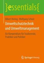 Umweltschutztechnik und Umweltmanagement