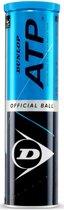 Dunlop ATP Championship Tennisballen - geel - 4 tin