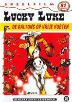 Lucky luke-de daltons op vrije voeten (dvd)