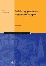 Boom Juridische studieboeken - Inleiding personenvennootschappen