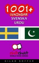 1001+ Ovningar Svenska - Urdu