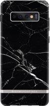 Richmond & Finch Freedom Series Samsung Galaxy S10 Plus Black Marble/Silver