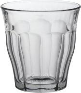 Duralex Picardie Waterglas 25 cl - Gehard glas - 6 stuks