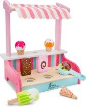 New Classic Toys - Speelgoedwinkeltje - IJskraam - 11 delig