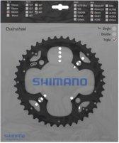 Shimano Deore FC-M530 kettingblad voor KSR 9-speed zwart Uitvoering 44 tanden