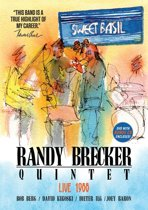 Randy Brecker Quintet - Live At Sweet.. -Dvd+Cd-