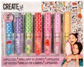 Create It! Lipgloss Met Glitter & Geur 7x