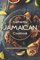 Authentic Jamaican Cookbook