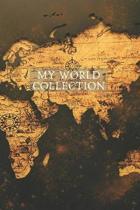 My world collection: Holder book, Coin organizer, Coin Album