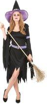 Toverheksvermomming voor dames Halloween - Verkleedkleding - One size