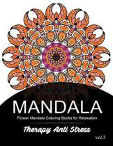 Mandala Therapy Anti Stress Vol.3