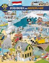 Jan van Haasteren zoekboek van Nederland