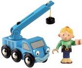 BRIO Speelfiguur Bob de Bouwer - Lofty en Wendy