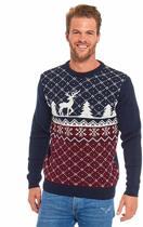 """Foute Kersttrui """"Ultieme Noorse Kersttrui"""" Mannen   Heren - Vintage Kersttrui - Noorse Kersttrui - Christmas Sweater Maat M"""