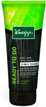 Kneipp Man 2in1 Ready to Go - 200 ml - Shampoo/Douchegel