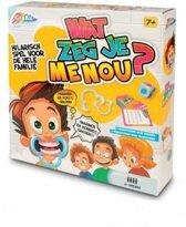 Wat zeg je me nou? Spel | Hilarisch spel voor de hele familie | Spellen | Familie Spel | Gezelligheid | Speel plezier | Dobbelspel