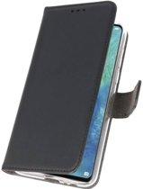 Huawei Mate 20 X Zwart | Wallet Case Hoesje  | WN™