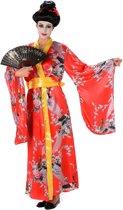 Geisha kostuum voor vrouwen - Verkleedkleding - Maat L