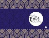 Mijn Bullet Journal Blauw - Landscape + Mijn Bullet Journal Stencils - Set van 15 + 1 Letter Stencil