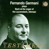 Fernando Germani plays Bach at the Organ of Laurenskirk