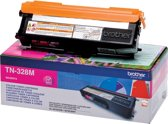Brother TN-328M - Tonercartridge / Magenta